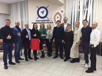 The launch of the 5th pilot project on mentoring in entrepreneurship in Surgut, 30.11-02.12