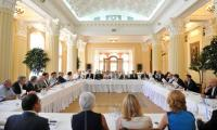 YBR at the meeting of Leader Civic Assembly, Voronezh regional non-government organization