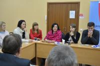 Mentors club – discussion platform in Kirov