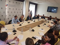 Round table 'Mentoring as a tool to build business culture' on the 25th of September in Ulyanovsk
