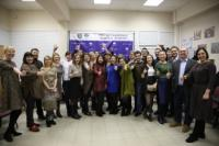 Mentoring project launched in Surgut on January 23-27