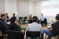 The second pilot project on mentoring in entrepreneurship launched in  Kurgan