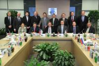 The meeting of IBLF Russia International Advisory Council