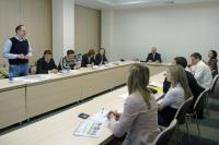First case of legal corporate volunteering in Youth Business Russia