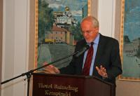 "CEO dinner ""International trends in anti-corruption regulation and its impact on companies in Russia."""