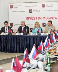 IBLF Global facilitates meeting of international investors with Moscow Mayor