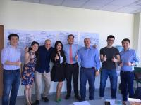 Launch of Mentoring Practice in the Framework of the Youth Business Kazakhstan programme (YBK)
