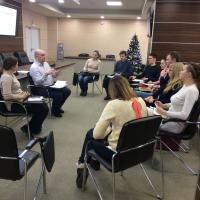 Launch of mentoring in Ryazan, December 12-13