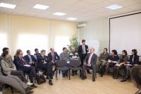 YBR Advisory Council  Meeting in Voronezh