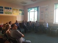 Seminar for Mentors in Voronezh